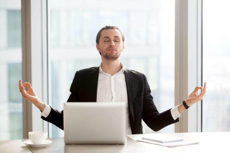 Idées pour prendre soin de soi - prendre le temps de méditer quand on a peu de temps