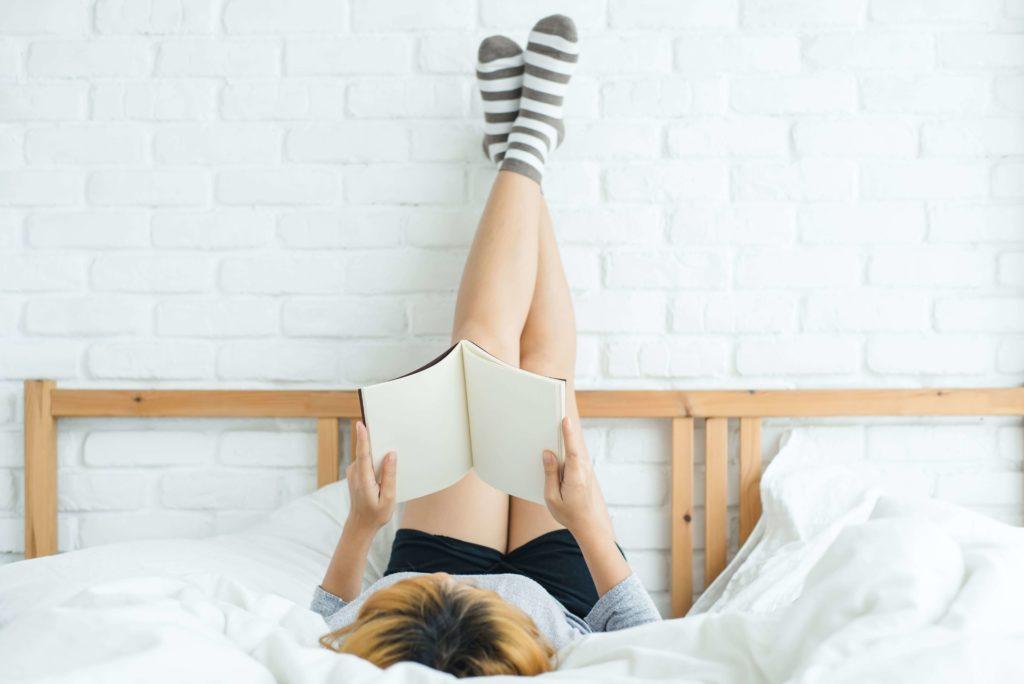 Prendre le temps de lire le matin