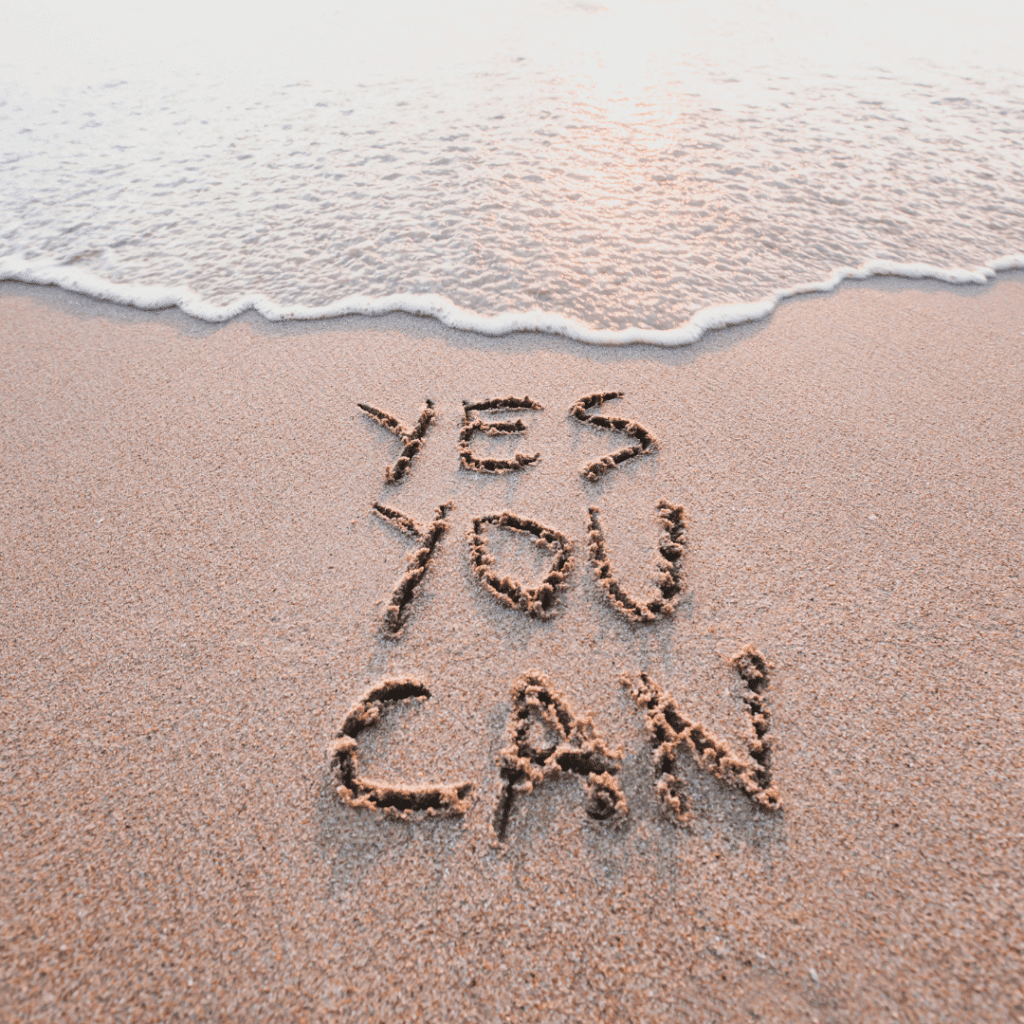Yes You can - Mantra motivation