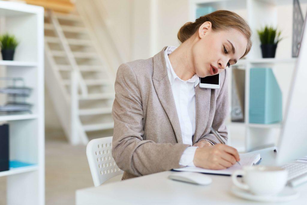 Gerer son temps avec les sollicitations par telephone au travail