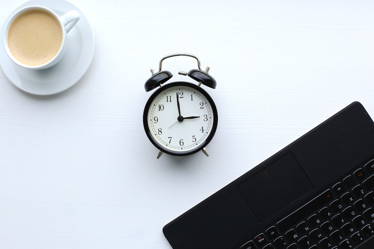 Télétravail faire des pauses et organiser son temps