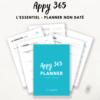 Appy 365 Planner - L'essentiel