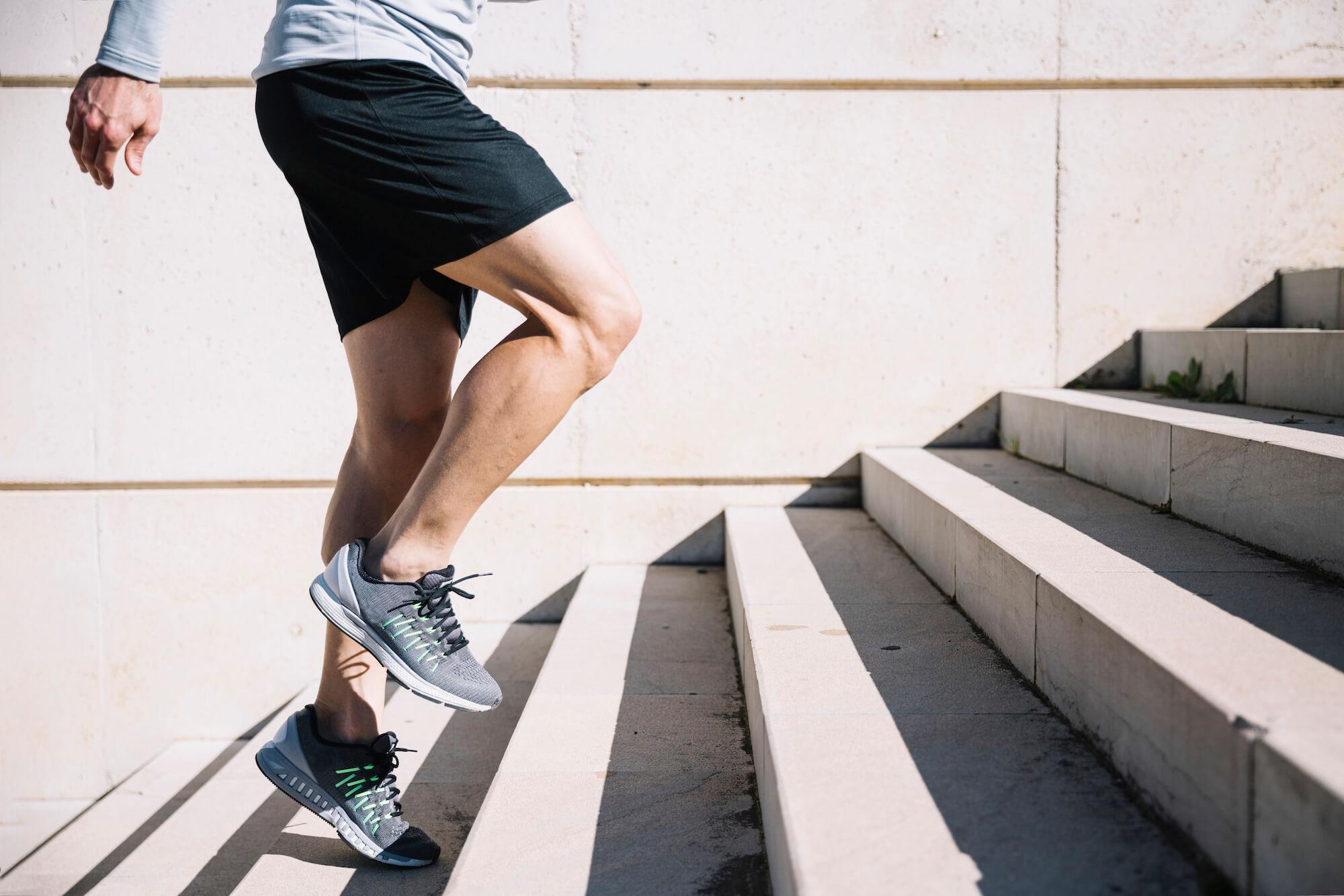 Prendre soin de son corps : Monter les escaliers
