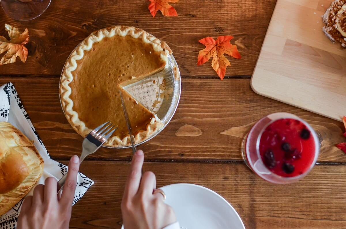dessert en automne - tarte
