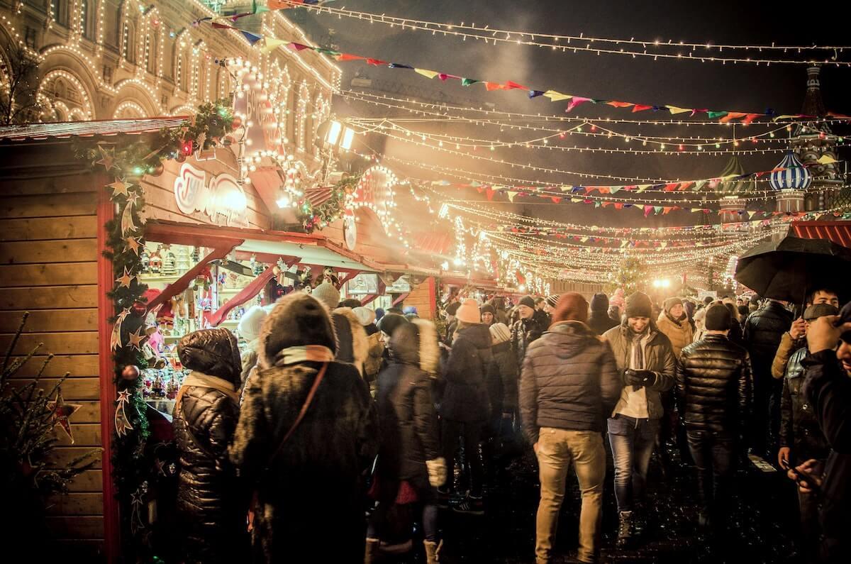 Que faire en décembre ? Voir les illuminations et le marché de noël