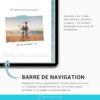 Journal digital 365 jours pour ipad et tablette