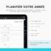 Planner digital 2021 français