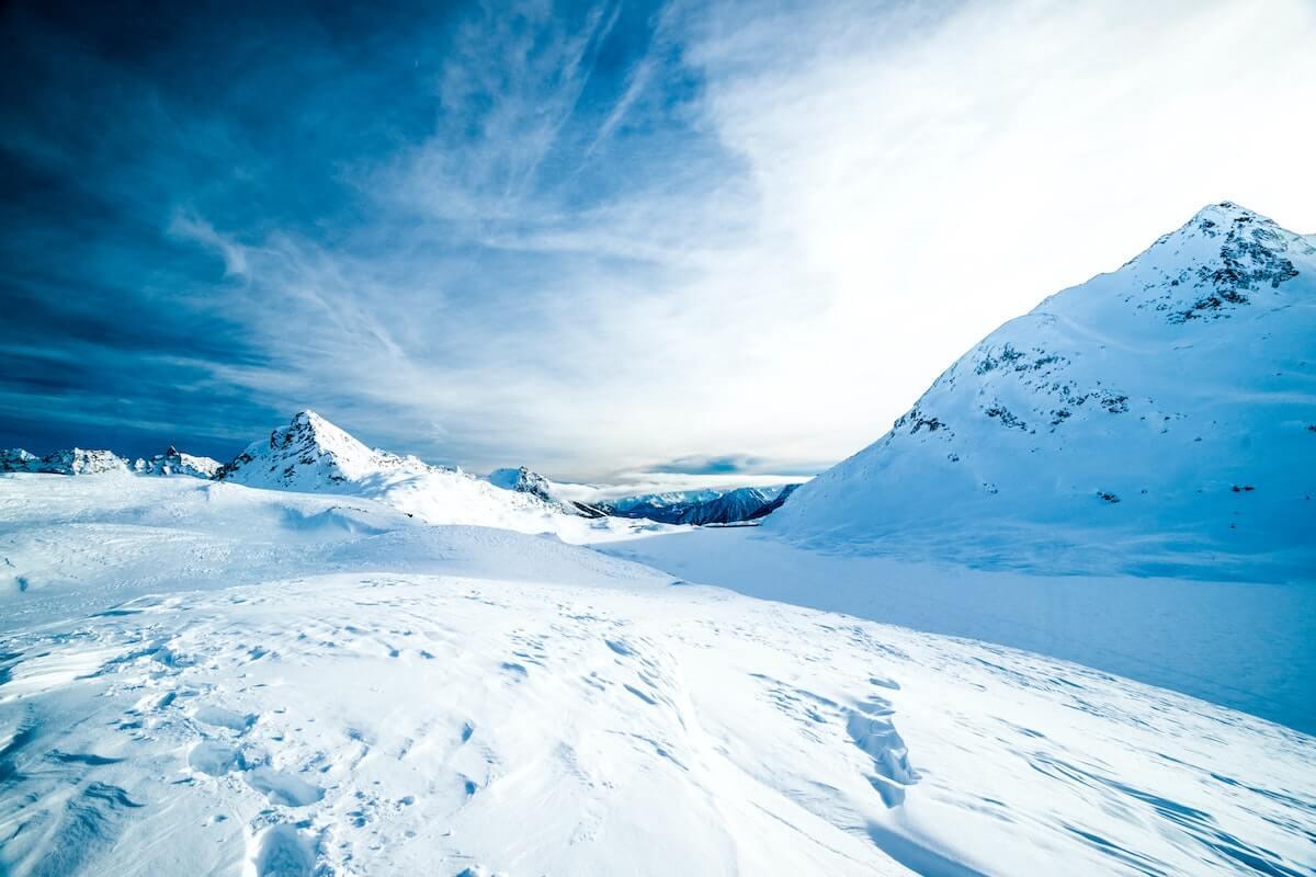 Profiter de la neige en hiver