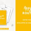 Appy Kit Routines : fiches de suivi des habitudes